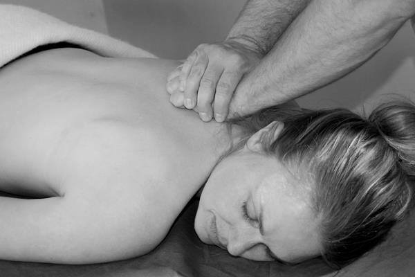 Massage på Østfyn
